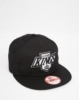New Era 9 Fifty Snapback Cap Mesh La Kings