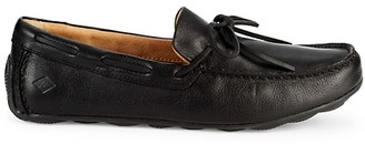 Sperry Hampden Leather Moc-Toe Loafers