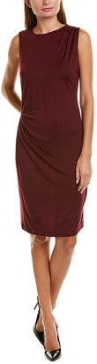 J.Mclaughlin Wool-Blend Sheath Dress