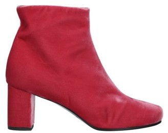 SCHO SHOES Ankle boots