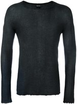 Avant Toi classic jumper - men - Silk/Polyester/Cashmere - XL