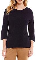 Preston & York Dale Boat Neck Sweater