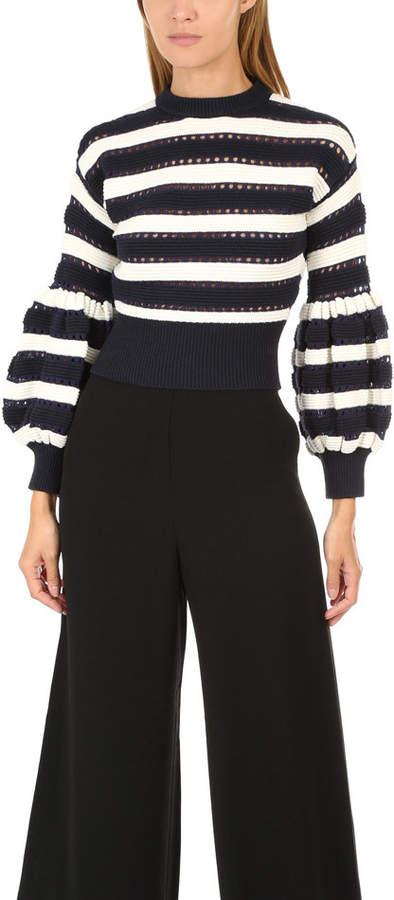 f4756328bdb4 Self-Portrait Women's Sweaters - ShopStyle