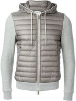 Moncler 'Ollie' padded jacket - men - Cotton/Feather Down/Polyamide - XS