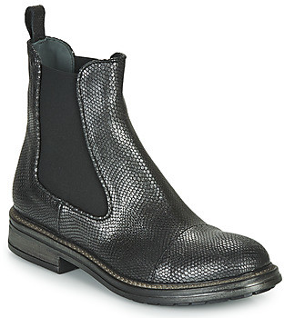 Fru.it ADIETE women's Mid Boots in Silver