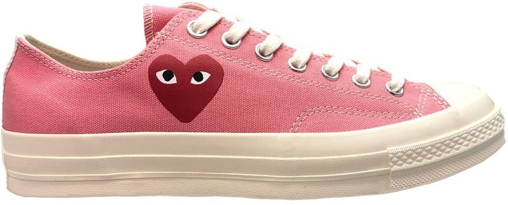 Thumbnail for your product : Comme des Garcons X Converse Spring Low Top Sneakers