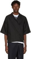 Bless Black Kimosakko Shirt