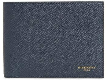 Givenchy Eros Textured Leather Wallet