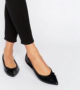 Asos LEONA Pointed Ballet Flats