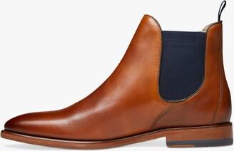 Oliver Sweeney Allegro Chelsea Boots, Tan