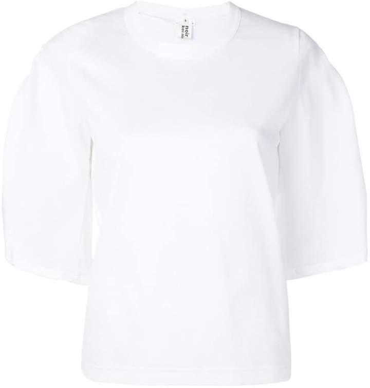Comme des Garcons buckle sleeve T-shirt