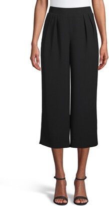 Anne Klein Crop Wide Leg Pants