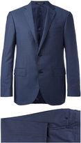 Corneliani two piece suit - men - Cupro/Virgin Wool - 48
