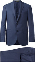 Corneliani two piece suit - men - Cupro/Virgin Wool - 50