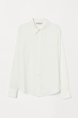 H&M Fitted Blouse