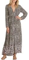 Billabong Women's Allegra Print Maxi Dress