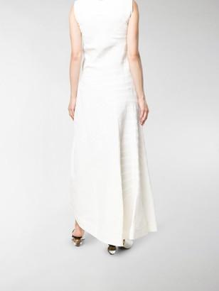 Jil Sander Sleeveless Maxi Dress