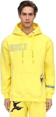 Kidsuper Studios Super Cotton Sweatshirt Hoodie