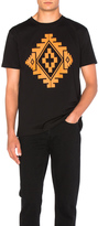Marcelo Burlon County of Milan Staff Tee