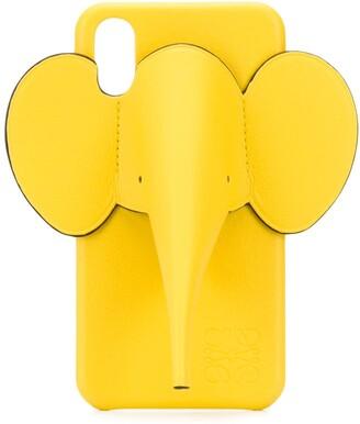 Loewe Elephant iPhone X/XS case