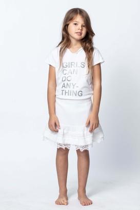 Zadig & Voltaire Kids' Melina Skirt