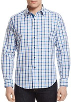Robert Graham Hollister Classic Fit Button-Down Shirt