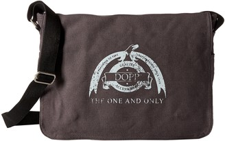 Dopp Men's Legacy Messenger Bag-Canvas