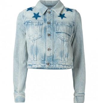 Givenchy Blue Denim - Jeans Jackets