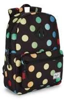Herschel Kid's Heritage Youth Polkadot Backpack