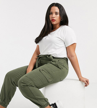 Urban Bliss Plus utility trousers
