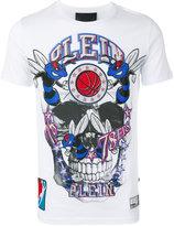 Philipp Plein print T-shirt - men - Cotton - L