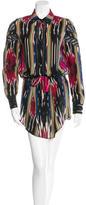 Thakoon Silk Printed Dress