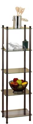 Creative Bath 5 Shelf Tower