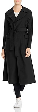 Harris Wharf Belted Trench Coat