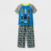 Lego Boys' Pajama Set - Blue