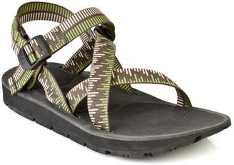 Source Trek Men's Crosser Sandals Green/Brown Size 43