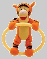 Learning Curve Disney Pooh - Tigger Teething Ring