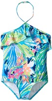 Lilly Pulitzer Kaelie Swimsuit Girl's Swimsuits One Piece