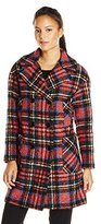 Plaid Coats For Women - ShopStyle