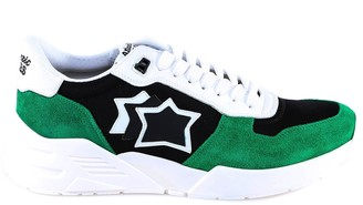 Atlantic Stars Colour Block Sneakers