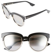 Christian Dior 'Dior Sight' 54mm Bicolor Cat Eye Sunglasses