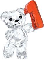 Swarovski Number One Kris Bear Figurine