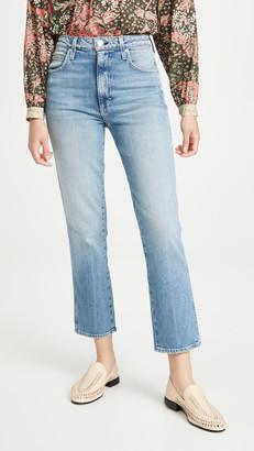 Amo Chloe Crop Jeans