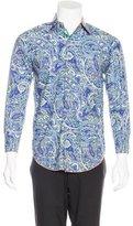Robert Graham Paisley Woven Shirt