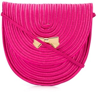 Nina Ricci Pre Owned 1980's Bow Bag