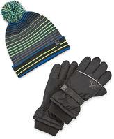 ZeroXposur Ski Glove and Hat Set - Boys 8-20