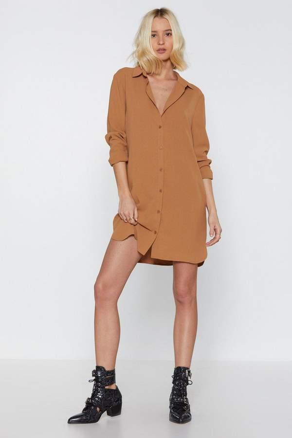 9ee5647746 Nasty Gal Shirt Dresses - ShopStyle Australia