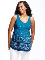 Old Navy Maternity Empire-Waist Top