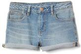 Gap 1969 Frayed Stretch Girlfriend Shorts