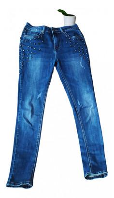 A Bathing Ape Blue Denim - Jeans Jeans
